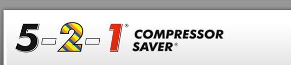 5-2-1 Compressor Saver Logo